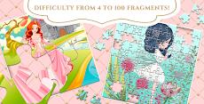 プリンセスパズル:女の子のためのゲームのおすすめ画像3