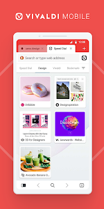 Vivaldi: Private Browser for Android 4.0.2313.19