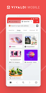 Vivaldi  Private Browser for Android Apk Download 1
