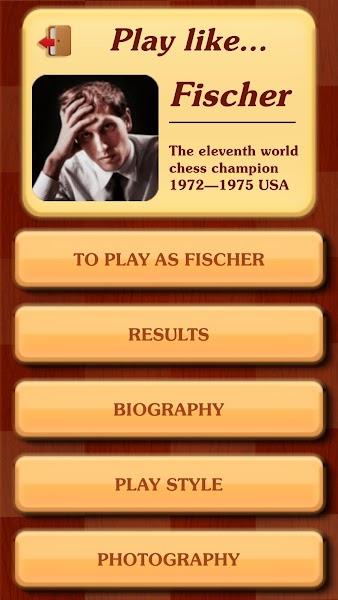 Chess Guess: Play like a World Chess Champion!