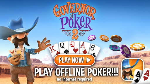 Governor of Poker 2 - OFFLINE POKER GAME  Screenshots 1