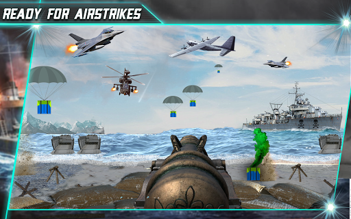 Call of Beach Defense: FPS Free Fun 3D Games  screenshots 11