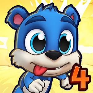 Fun Run 4  Multiplayer Games