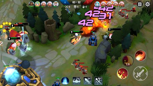 Masters Battle League 5v5 : Legend MOBA PvPTrainer screenshots 7