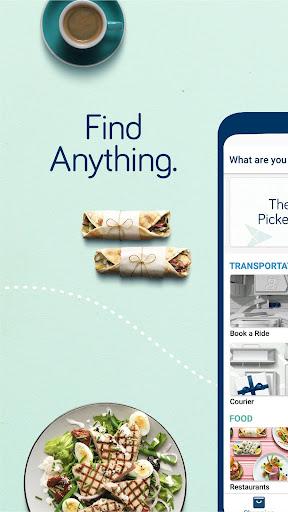 toyou - food & transportation screenshot 1