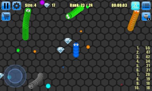 Snake modiapk screenshots 1