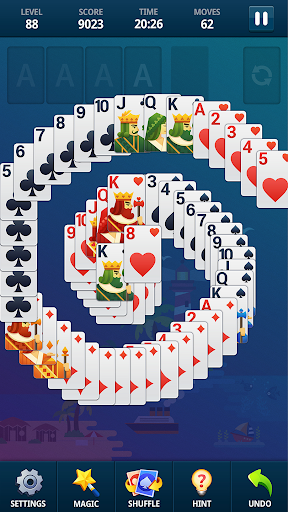 Solitaire Puzzlejoy - Solitaire Games Free 1.1.0 screenshots 7