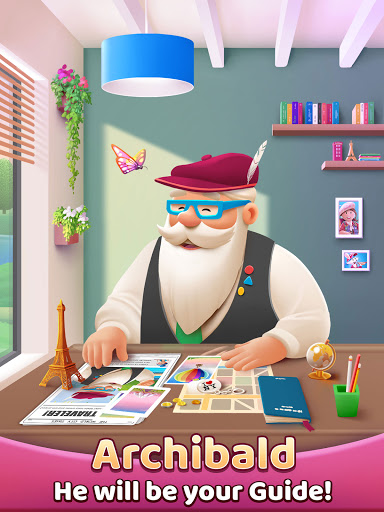 Wonderful World: New Puzzle Adventure Match 3 Game  screenshots 10