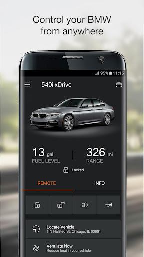 BMW Connected  Paidproapk.com 1