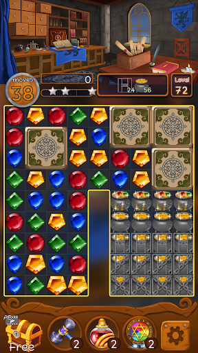 Jewels Magic Kingdom: Match-3 puzzle 1.8.20 screenshots 7
