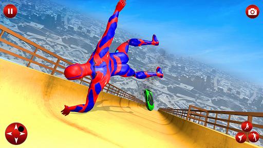 Superhero Robot Speed: Super Hero Game  screenshots 1