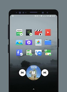 Belle Pro Icon pack   Wallpapers   KWGT Patched APK 2