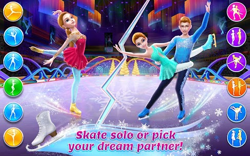 Ice Skating Ballerina Mod Apk (Paid Features Unlocked) 7