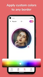 Profile Picture Border Frame – Propic MOD APK (Plus) Download 4