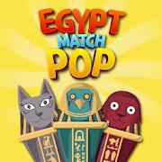Egypt Match Pop : Adventure Kid