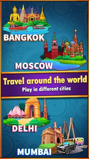 Carrom World : Online & Offline carrom board game apkslow screenshots 6
