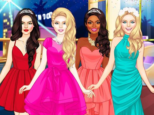 Glam Dress Up - Girls Games  screenshots 1