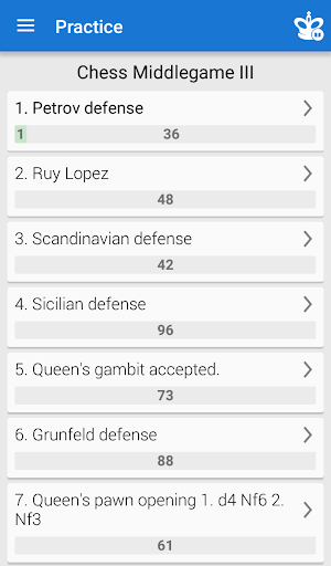 Chess Middlegame III screenshots 1