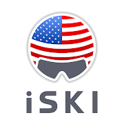 iSKI USA - Ski, Snow, Resort info, GPS tracker