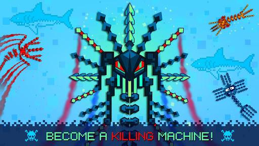 Pixel Sword Fish io  screenshots 9
