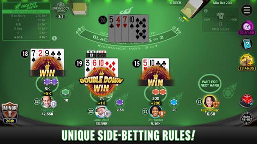 Blackjack 21: House of Blackjack 1.6.1 screenshots 2