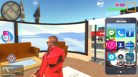 Sniper & Cars 2021:open World Shooter Simulation Hack Online (Android iOS) 4