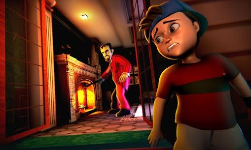 Scary Stranger 3D 1