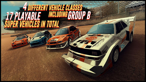 Rally Racer EVOu00ae 1.23 screenshots 4