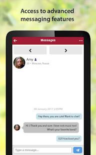 InternationalCupid - International Dating App 4.2.1.3407 Screenshots 8