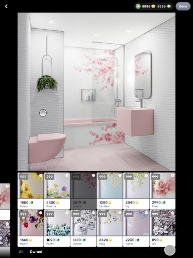 Redecor - Home Design Game Apkfinish screenshots 12