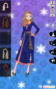 Icy or Fire dress up game 2.5 screenshots 3