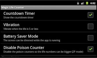 Magic MTG Life Counter