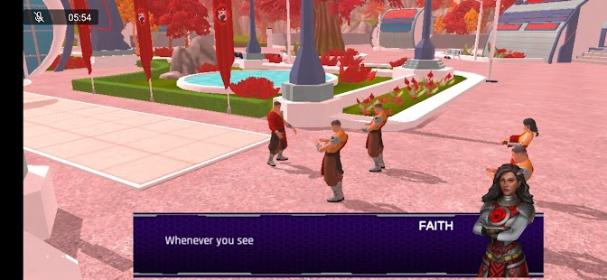 The Guardians of Peace - DEMO Screenshot