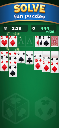 Solitaire Cube: Card Game Training 1.03 screenshots 10