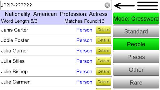 Crossword Solver modavailable screenshots 8