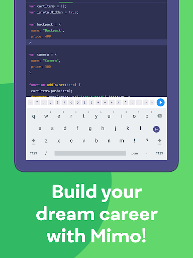 Mimo: Learn coding in HTML, JavaScript, Python android2mod screenshots 20