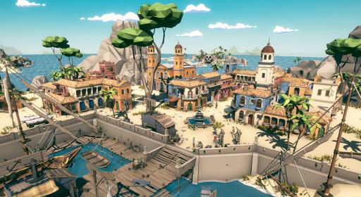 sea of bandits: pirates conquer the caribbean screenshot 3