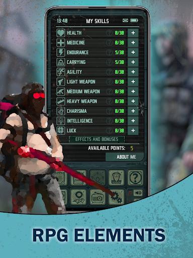 Pocket Survivor: Expansion apktreat screenshots 2