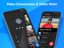 Video Hider - Photo Vault, Video Downloader