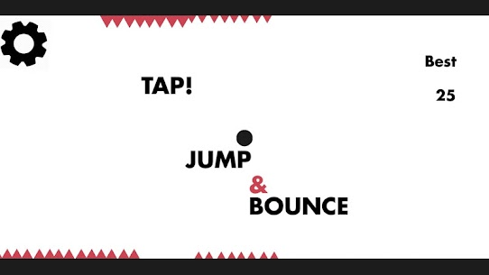 Jump And Bounce 0.6 [MOD APK] Android 1