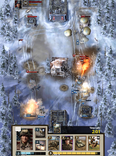 Road to Valor: World War II Screenshot