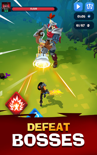 Mighty Quest For Epic Loot - Action RPG goodtube screenshots 18