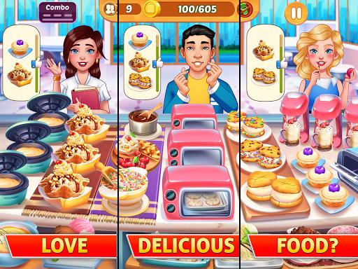 Kitchen Craze: Free Cooking Games & kitchen Game  Screenshots 17