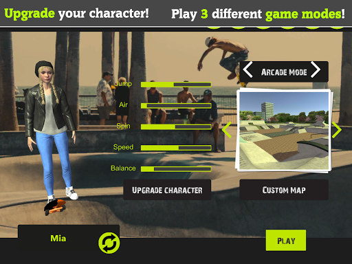 Skateboard FE3D 2 - Freestyle Extreme 3D 1.32 screenshots 23