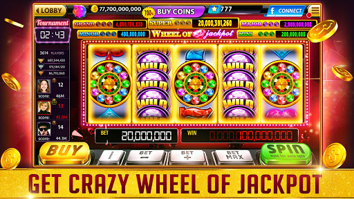 Wild Classic Slots™ - Best Wild Casino Games apktreat screenshots 1