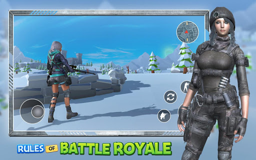 Rules Of Battle Royale - Free Games Fire  screenshots 14