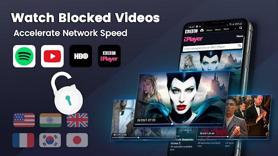 3X VPN - Free, Unlimited, Safe surf, Speed up apps  screenshots 2