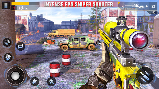 Real Commando Secret Mission - Free Shooting Games Apkfinish screenshots 22