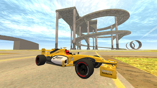 Formula Car Racing u2013 Police Chase Game 1.20 screenshots 3
