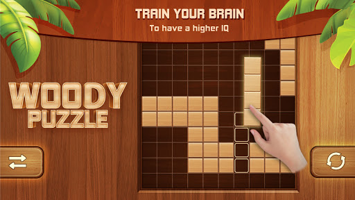 Woody Block Puzzle 99 - Free Block Puzzle Game android2mod screenshots 7